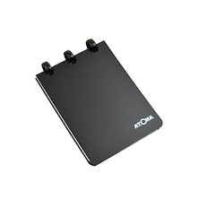 Atoma Classic Colours Disc-Bound Notebook A7