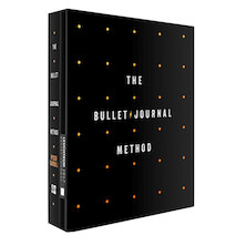 The Bullet Journal Method Box Set Limited Edition by Ryder Carroll with free Staedtler pen set