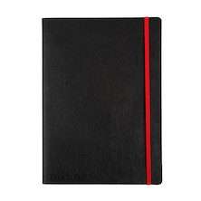 Black n' Red Soft Cover Journal B5