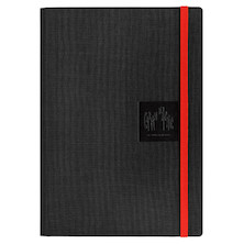 Caran d'Ache Plain A5 Cloth Cover Notebook