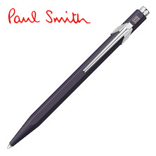 Caran d'Ache 849 Ballpoint Pen Paul Smith Limited Edition Damson