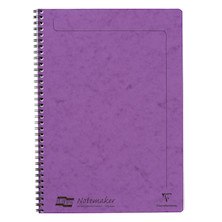 Clairefontaine Europa Notemaker Wirebound Notebook A4 (210x297)