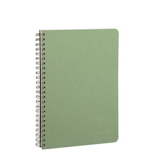 Clairefontaine Age Bag Wirebound Notebook A5