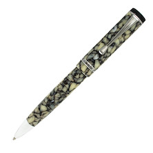 Conklin Duragraph Ballpoint Pen Cracked Ice