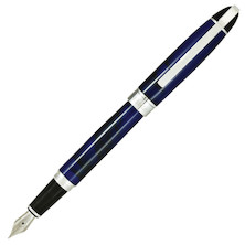 Conklin Victory Fountain Pen Royal Blue