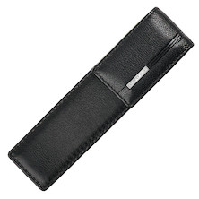 Cross Classic Century Black Leather Pouch for Two Pens