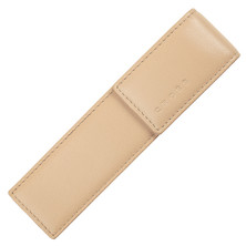 Cross Classic Century Sand Leather Pouch for Two Pens