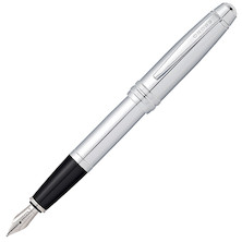 Cross Bailey Pure Chrome Fountain Pen