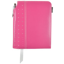 Cross Signature Small Pink Journal with Pen