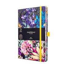 Castelli Eden Notebook 130x210mm Cockatiel