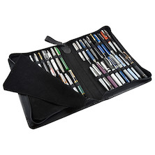 Cult Pens Leather Presentation Case for 40 Pens