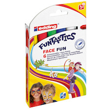 edding Funtastics Face Fun Pen Set