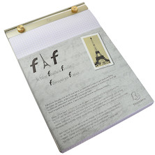 Exacompta FAF No. 6 Desk Pad (29.7 x 21) Squared