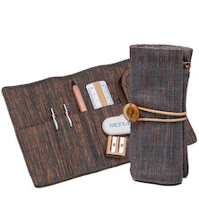 Fabriano Minicartucceria Mini Linen Pencil Case
