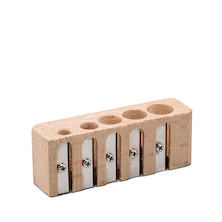 Fabriano Temperino 5 Buchi 5-Hole Pencil Sharpener