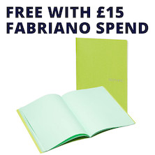 Fabriano EcoQua Colore Notebook A5 Promotion