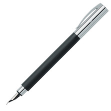 Faber-Castell Ambition Black Fountain Pen