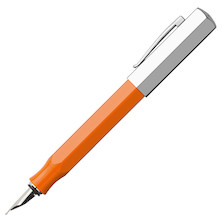 Faber-Castell Ondoro Fountain Pen Orange
