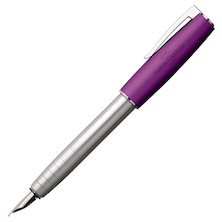 Faber-Castell Loom Fountain Pen Violet