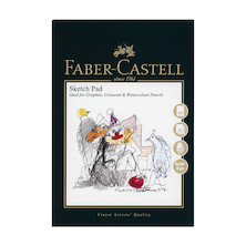 Faber-Castell Pencil Sketch Pad A5 Promotion