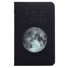Field Notes Lunacy Pocket Notebook Limited Edition Set of 3