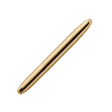 Fisher Space Pen Bullet Pressurised Ballpoint Pen Laquered Brass