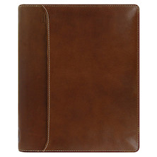 Filofax Lockwood Personal Organiser A5 Leather Cognac
