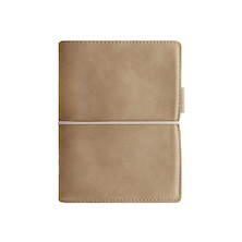Filofax Domino Pocket Organiser Soft Fawn