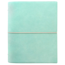 Filofax Domino A5 Organiser Soft Duck Egg