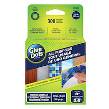Glue Dots All Purpose Dots Roll (300 Dots)