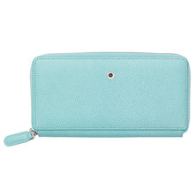 Graf von Faber-Castell Colours Ladies Leather Wallet Turquoise