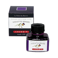"J. Herbin 30ml ""D"" Bottled Ink"