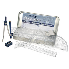 Helix Oxford Classic Maths Set