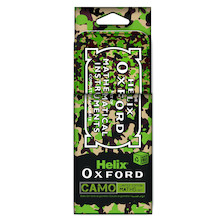 Helix Oxford Camo Maths Set Green