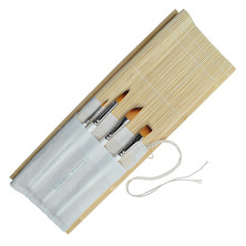 Jakar Bamboo Brush Roll