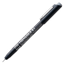 Kuretake Zig Mangaka Drawing Pen 01