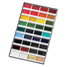 Kuretake Gansai Tambi Watercolour Paint Set of 36