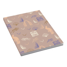 G Lalo 100 Years Notepad A6 Rose