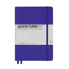 Leuchtturm1917 Hardcover Notebook Medium Purple