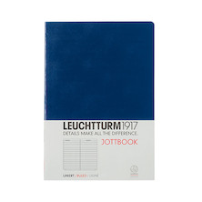 Leuchtturm1917 Jottbook Medium Navy