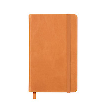 Leuchtturm1917 Leather Notebook Pocket Cognac