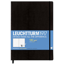 Leuchtturm1917 Sketchbook Master Black