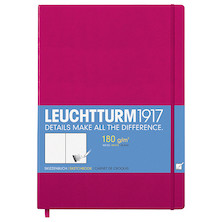 Leuchtturm1917 Sketchbook Master Berry