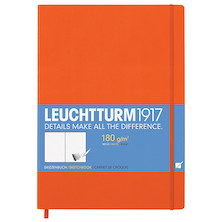 Leuchtturm1917 Sketchbook Master Orange