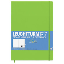 Leuchtturm1917 Sketchbook Master Lime