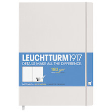 Leuchtturm1917 Sketchbook Master White