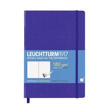 Leuchtturm1917 Sketchbook Medium Purple