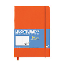 Leuchtturm1917 Sketchbook Medium Orange
