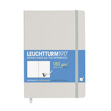 Leuchtturm1917 Sketchbook Medium White