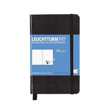 Leuchtturm1917 Sketchbook Pocket Black